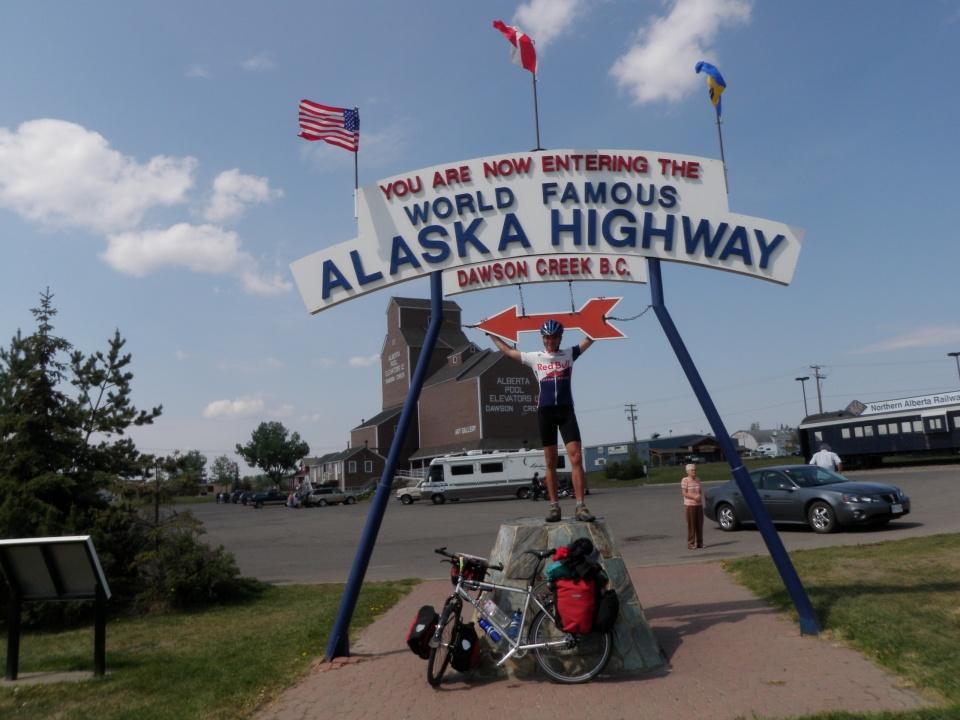 Alaska – Kolumbien
