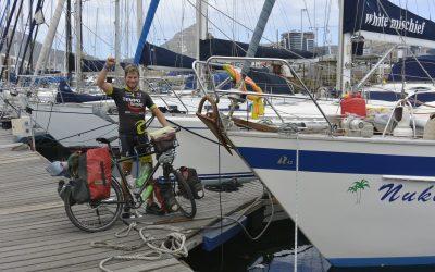 Sailing the Atlantic