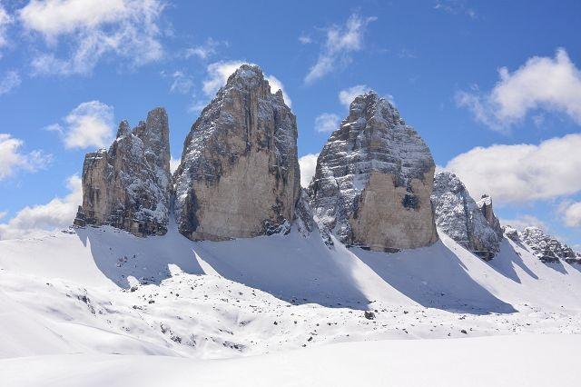 Über die Dolomiten nach Slowenien