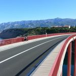 Maslenica Brücke