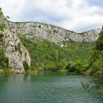 Canyon bei Omis
