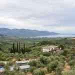 Typisch griechisches Landschaftsbild