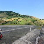 Erster Pass des Pontischen Gebirges