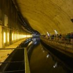 Besuch einer U-Boot Werft, das weltweit einmalig ist