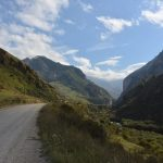 Naturstrasse in purer Natur