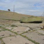 Panzer am Wegesrand