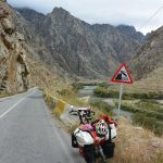 Im neuen Land entlang des Flusses Aras