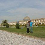 Naqsh-e Jahan Moschee