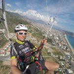 Wettkampffliegen in Alanya