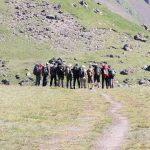 Plateau zwischen BC und Highcamp