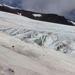 Gletscherwelt am Mt. Elbrus