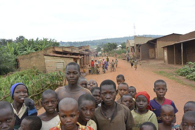 Ruanda, Burundi