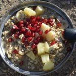 Feinstes Radler-Frühstück