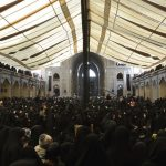 Mourners of Imam Hussain