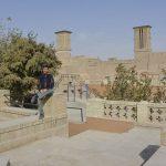 Yazd, eine Stadt mitten in der Wüste