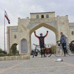 Am Tor von Shiraz