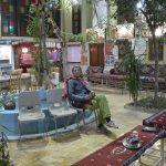 Aufenthaltsraum im Hostel in Shiraz