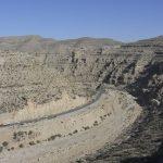 Schlucht nach Firuzabad